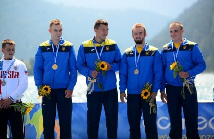 Спортсмен из Одесской области – среди победителей Чемпионата Европы по гребле