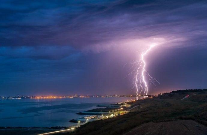 Погода. Одесса снова готовится к штормовому предупреждению