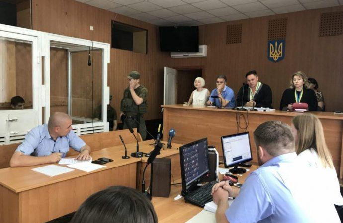 Убийство в Одесском СИЗО: обвиняемому продлили срок ареста еще на два месяца