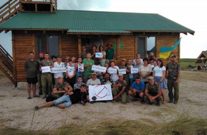 «Дельфинам — чистое Черное море»: коллектив парка «Тузловские лиманы» поддерживает закрытие дельфинариев