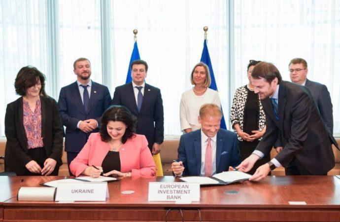 Европейский инвестиционный банк дает деньги на ремонт одесских дорог