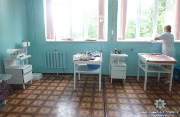 В Подольске умер младенец, брошенный матерью на подоконнике роддома