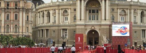 Открылся девятый Одесский международный кинофестиваль (ФОТО)