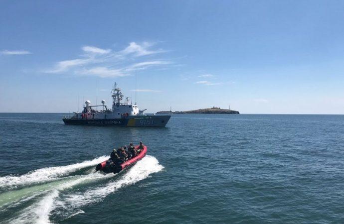 Террористы захватили остров в Черном море – силы «Си Бриз – 2018» провели учебную операцию