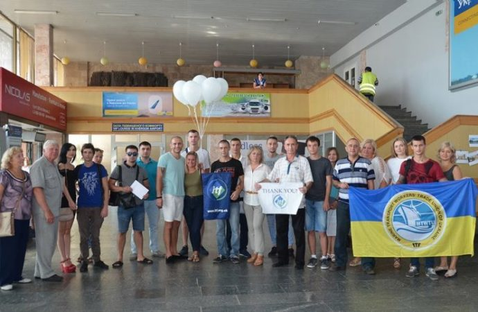 Часть экипажа еще одного арестованного корабля вернулась в Одессу