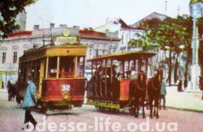 Одесский трамвай вчера и сегодня: с чего начинался и каким стал (ФОТО)