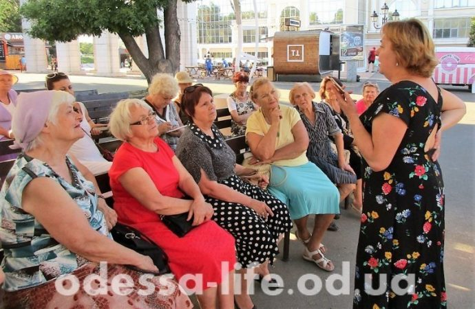 Одесские IT-бабушки полны оптимизма и готовятся к фестивалю (ФОТО)