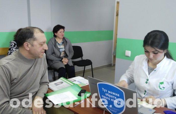 Медицинская реформа: сколько денег пришло за пациентами к одесским врачам?