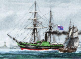 О первом Черноморском пароходстве и его первых пароходах