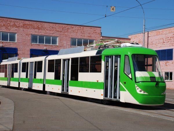 В Одессе хотят выпускать многосекционные трамваи (ФОТО)