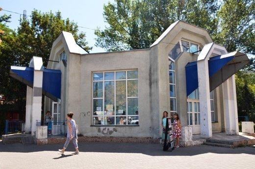 Бювет на Крымском бульваре обещают обновить к 15 сентября (ФОТО)