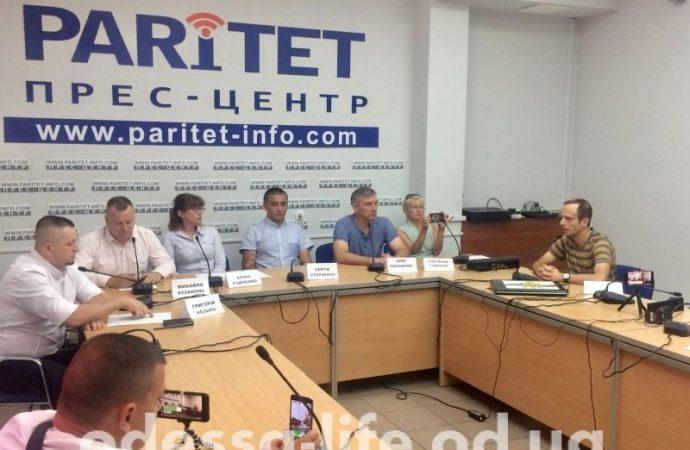 «Одесса — опасный город»: общественники хотят провести акцию протеста возле ГУ Нацполиции области