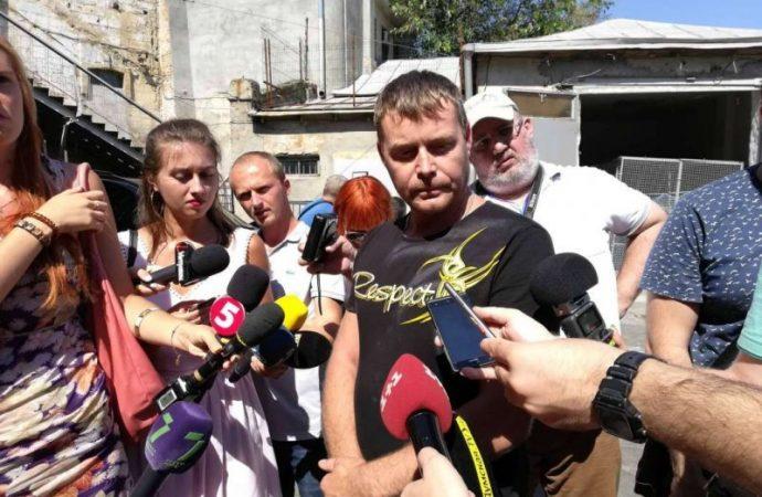 Скандал в Одесском цирке: гастролеры привезли краснокнижных животных