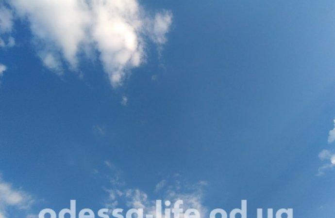 Погода: жара продержится в Одессе еще один день