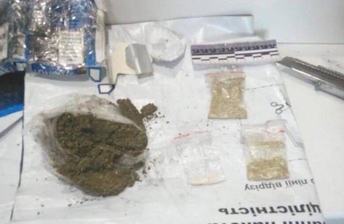 С большой партией наркотиков «попался» подполковник Одесского СИЗО (ФОТО)