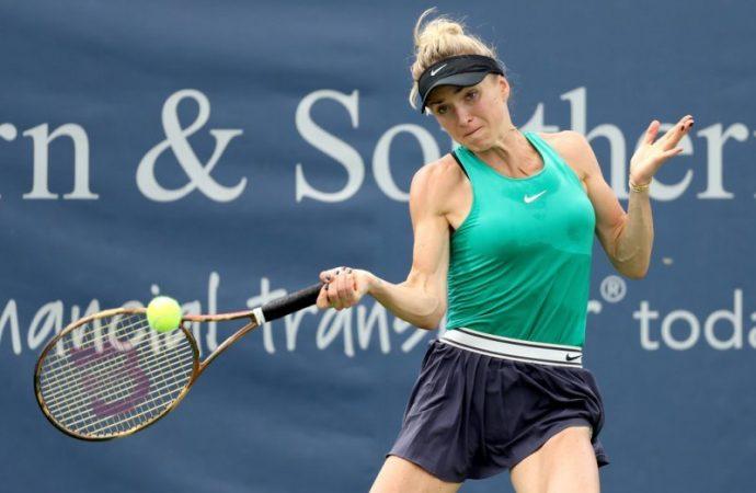 Свитолина потерпела поражение в четвертьфинале на соревнованиях в США