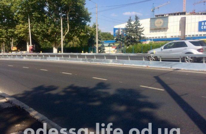 Реконструкция проспекта Шевченко: что нового (ФОТО)
