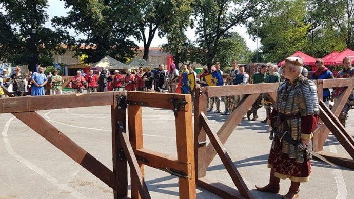 В Одессе проходит двухдневный фестиваль «Пороховая башня» (ФОТО, ВИДЕО)