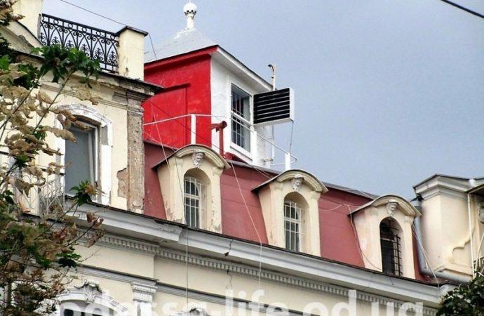 Где находится самый необычный маяк Одессы? (ФОТО)