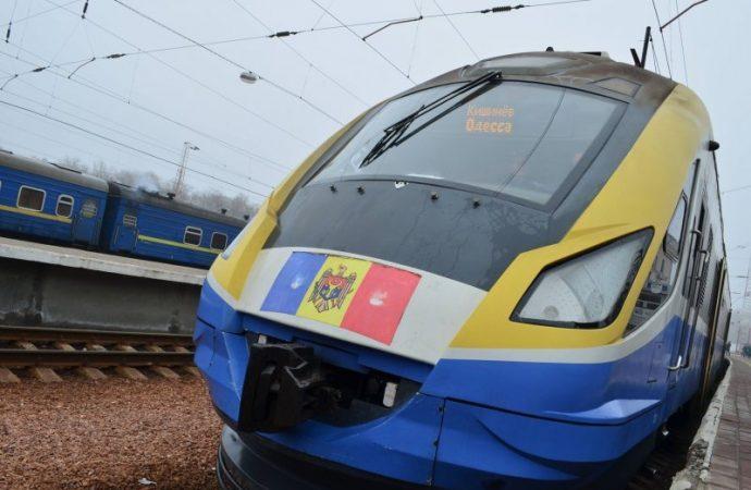 До конца лета в Одессу будет ходить «удлиненный» поезд из Кишинева