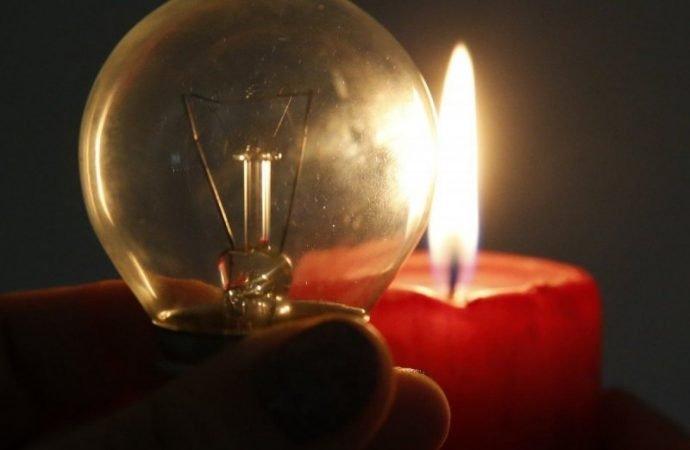 Отключение электроэнергии 21 августа в Одессе