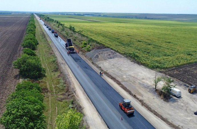 Ремонт 7 региональных автотрасс запланирован на следующий год