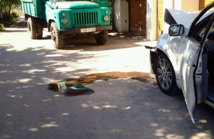 Пойманы злоумышленники, протаранившие авто с одесскими общественниками (ФОТО, ВИДЕО)