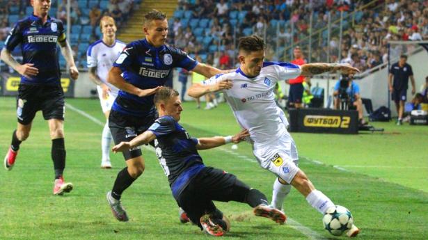 «Черноморец» сыграл вничью с обладателем Суперкубка