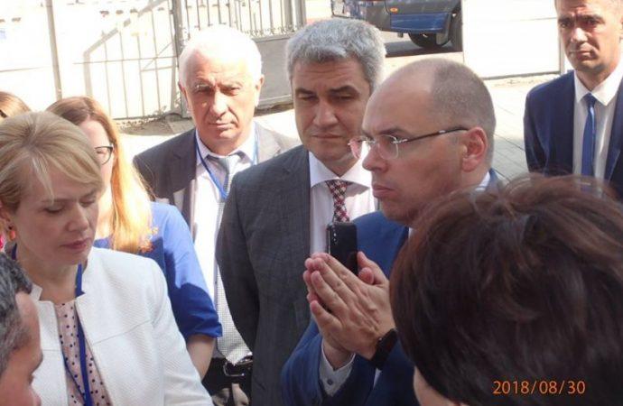 Школа в Балте будет восстановлена к следующему учебному году (ФОТО)