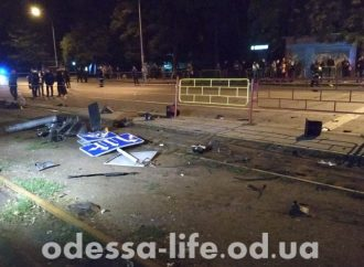 Одесские стритрейсеры, или сколько стоит скорость?