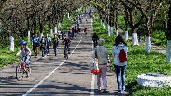 Новости одесской веложизни: когда Одесса станет городом велосипедов?