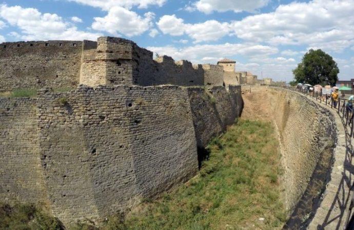 На продолжение реконструкции Аккерманской крепости облсовет выделил почти 3 млн. грн.