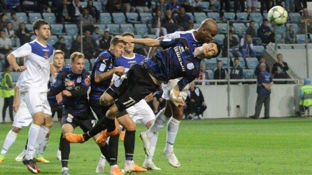 «Черноморец» впервые в сезоне проиграл на домашнем поле