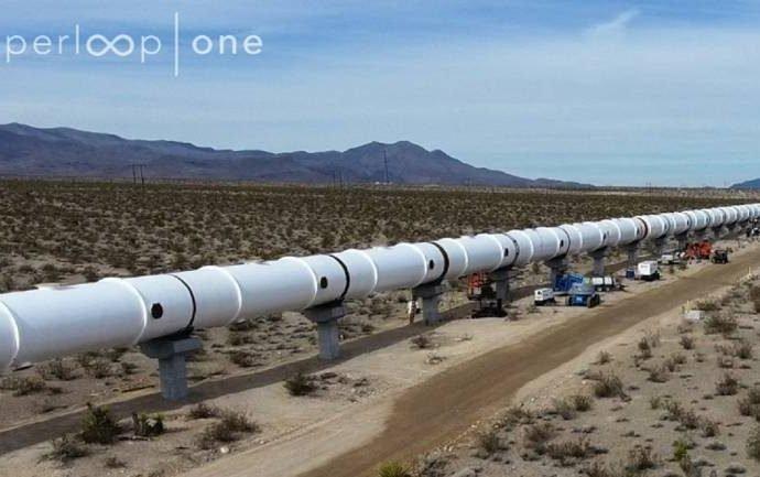 Украинский Hyperloop сможет соединить Одессу с Прибалтикой уже через 5 лет