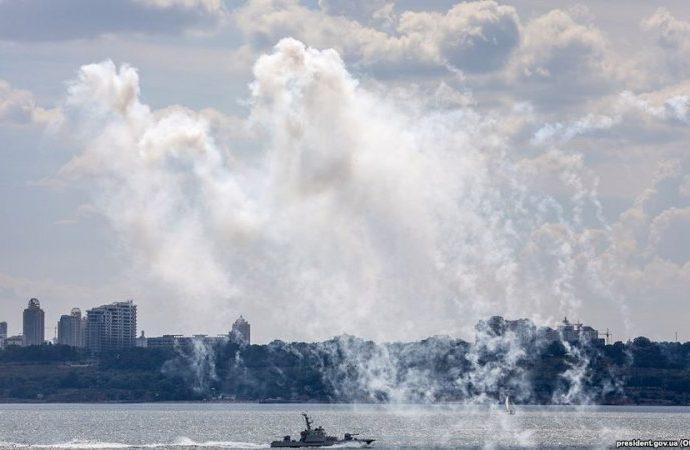 Первый украинский десантно-штурмовой катер «Кентавр» будет базироваться в Одессе