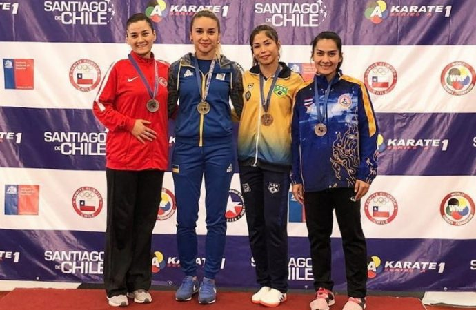Одесские каратистки снова стали лучшими на мировом турнире