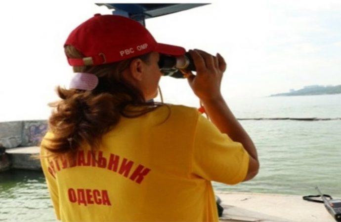 Более полутора тысяч человек спасли этим летом на одесских пляжах