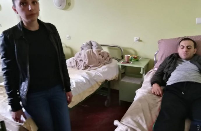 Подозреваемые в покушении на Михайлика задержаны, но полиция от официального заявления воздерживается