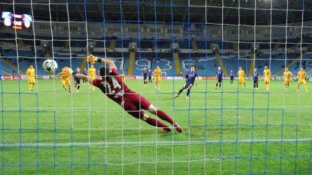 «Черноморец» разгромил «Александрию» и вышел в следующий этап Кубка Украины