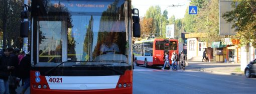 «Одесгорэлектротранс» начал закупать оборудование для голосового информирования пассажиров