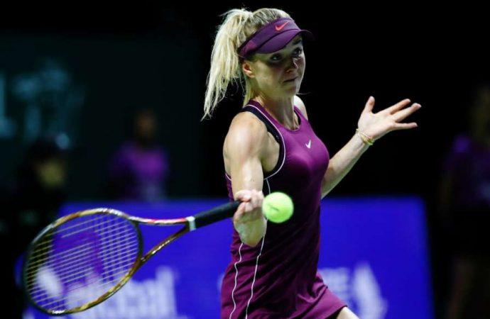 Свитолина выбыла из ТОП-5 престижного рейтинга теннисистов