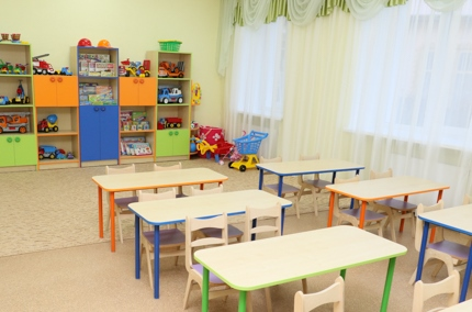 Новый подход к созданию детсадов: их разместят на первых этажах новостроев