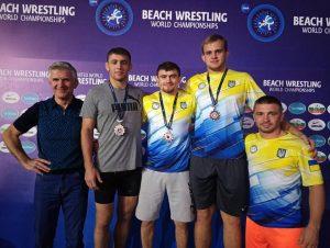Семен Радулов, Василий Михайлов и Александр Урсаки