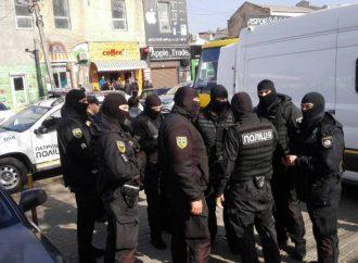 «Облава» на радиорынке – полиция уверяет, что это профилактика
