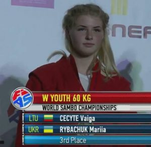 Мария Рыбачук