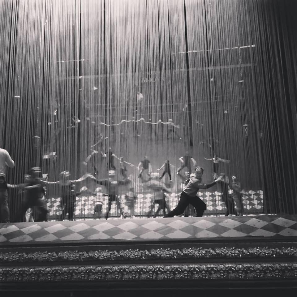 балет маскарад