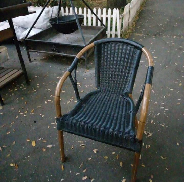 похититель стульев