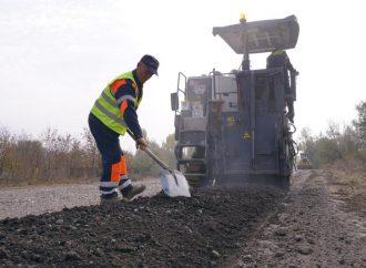Начат ремонт дороги, которую со скандалом перекрывали жители юга Одесской области