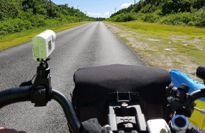 Одесский путешественник на велосипеде покоряет Центральную Америку – он уже проехал Мексику (ФОТО)
