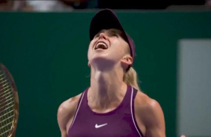 Одесская теннисистка победила в чемпионате мира WTA – впервые в истории украинского тенниса